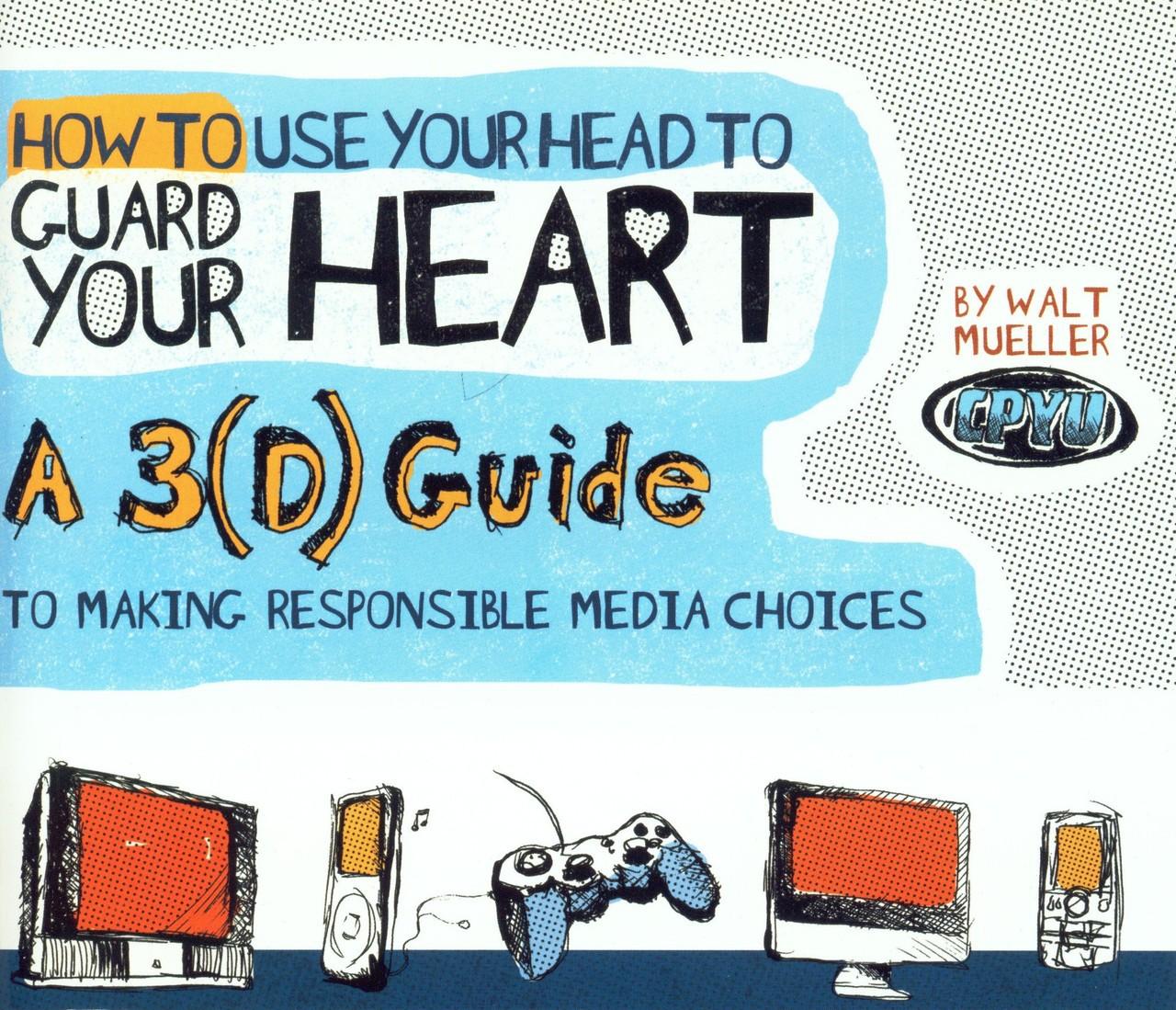 3D Media Guide Cover