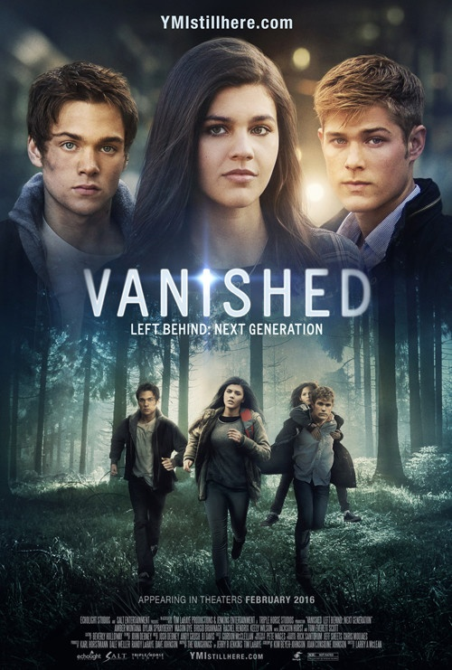 MOVIE REVIEW: Vanished - Left Behind Next Generation