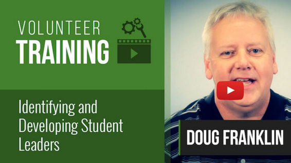 Volunteer Training Video: Identifying and Developing Student Leaders