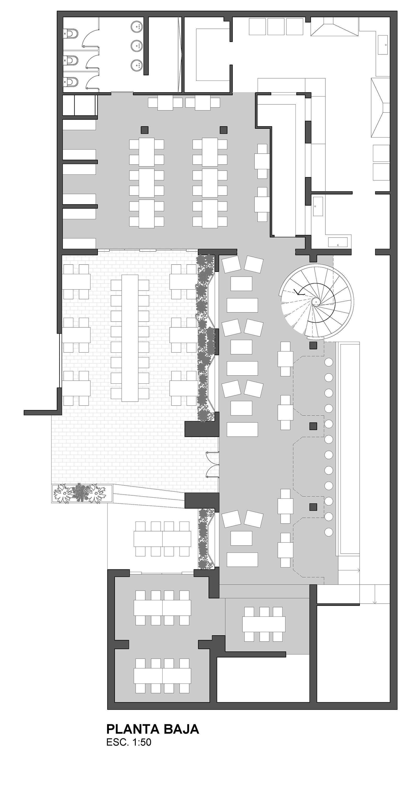 capitan brewery floor plan