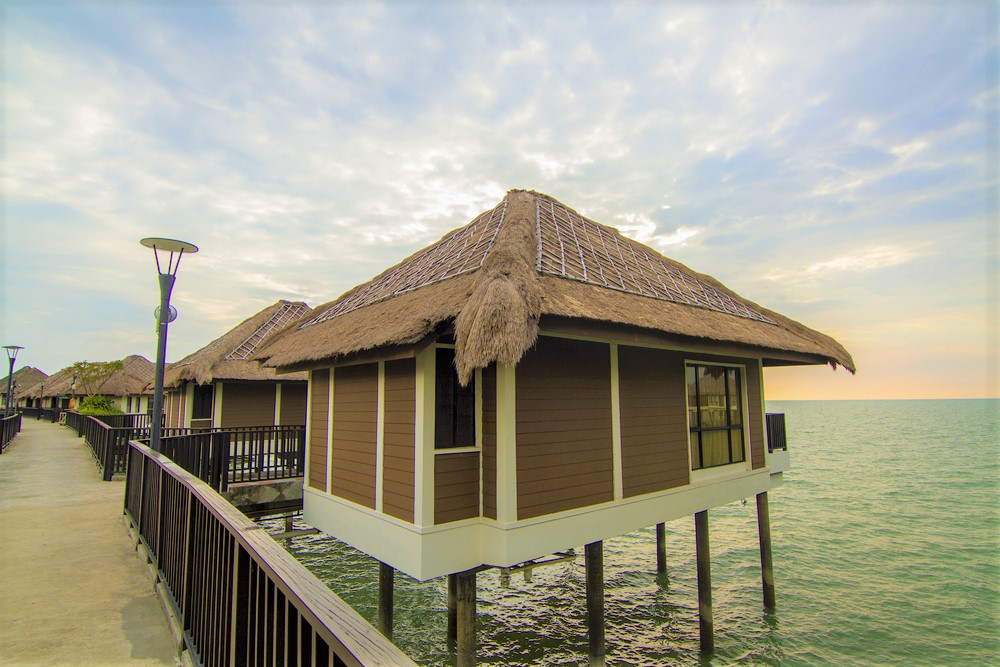 Avani bungalows on the water airbnb in malaysia