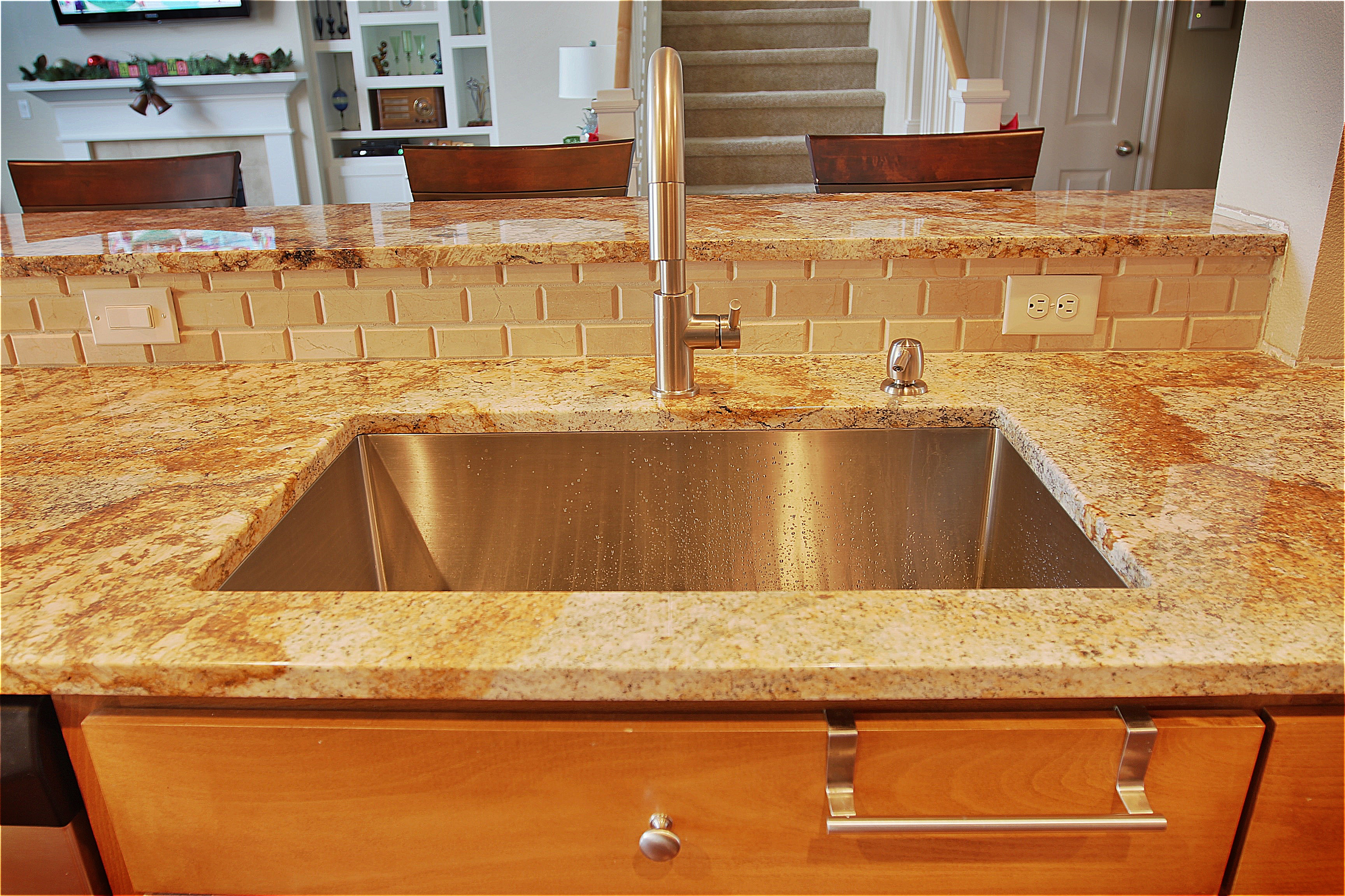 Picture of: Undermount Sink Failure In Granite And Quartz