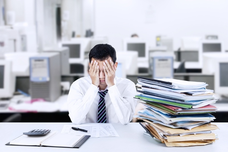 A disorganised bookkeeping system can make life miserable for everyone.