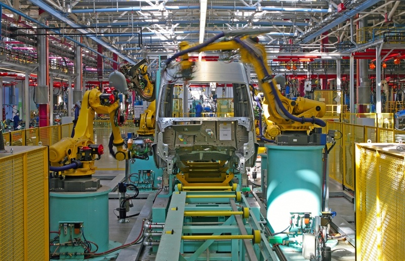 How could robots improve your manufacturing business?