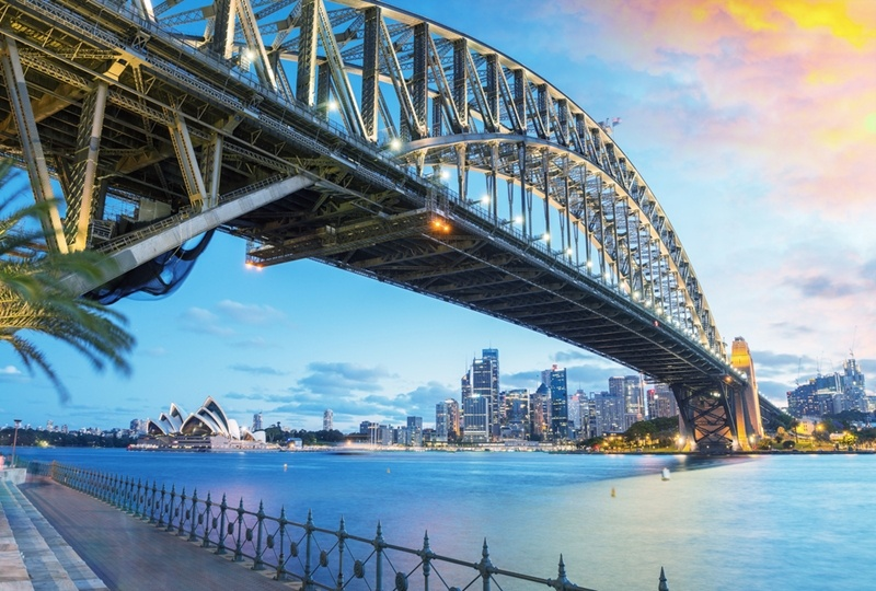 Make sure your business is secure in Australia before you try to push into an overseas market.