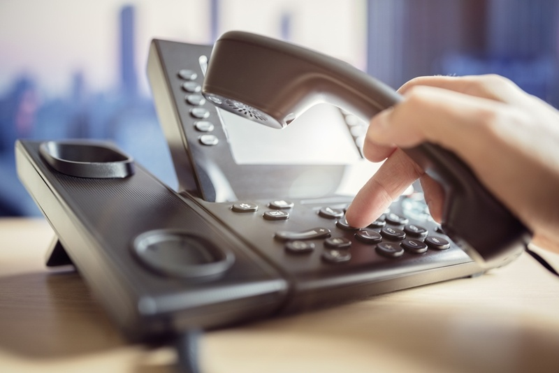Consider dialing up your personal network to find job candidates.