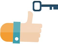 mgl-hand-key
