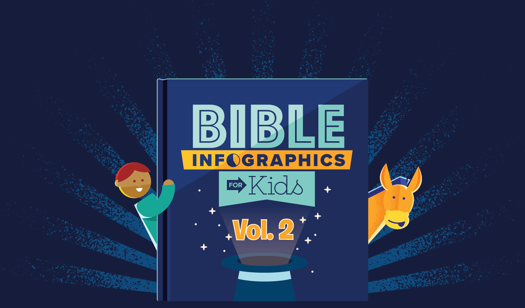 Bible Infographics Volume 2 Coming Soon