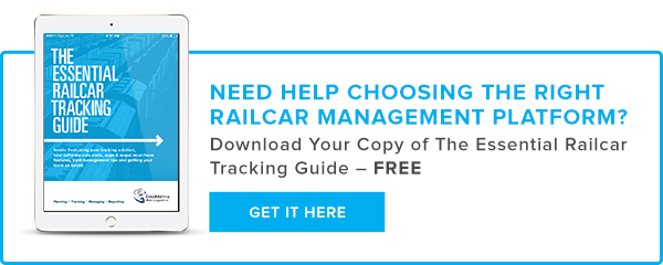 Which Railcar Tracking System Is Right For You? | GeoMetrix