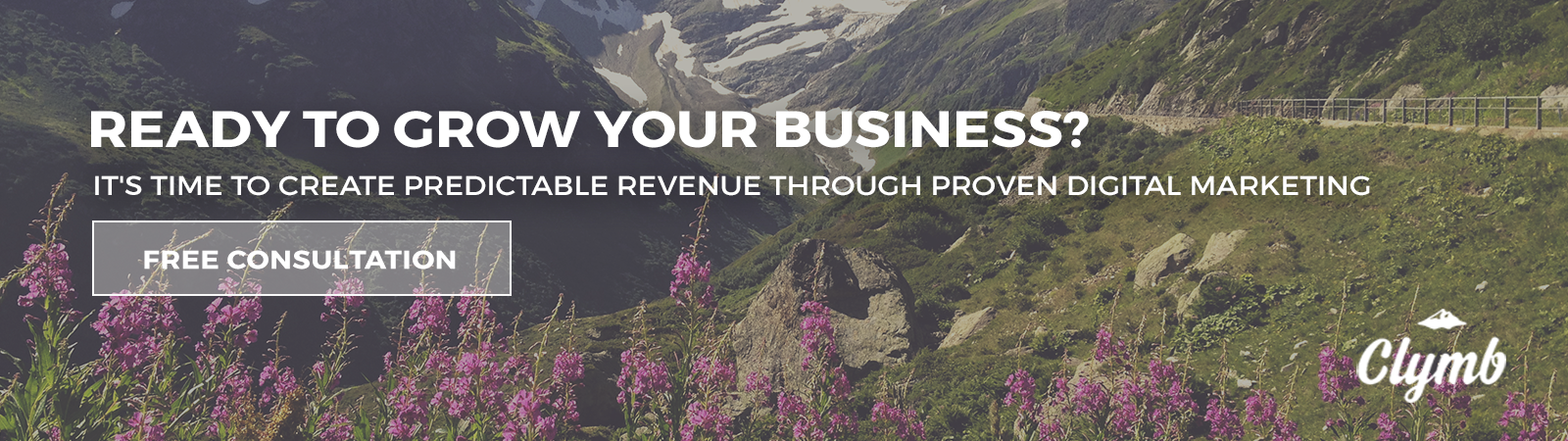 ready to grow your business by creating predictable revenue?