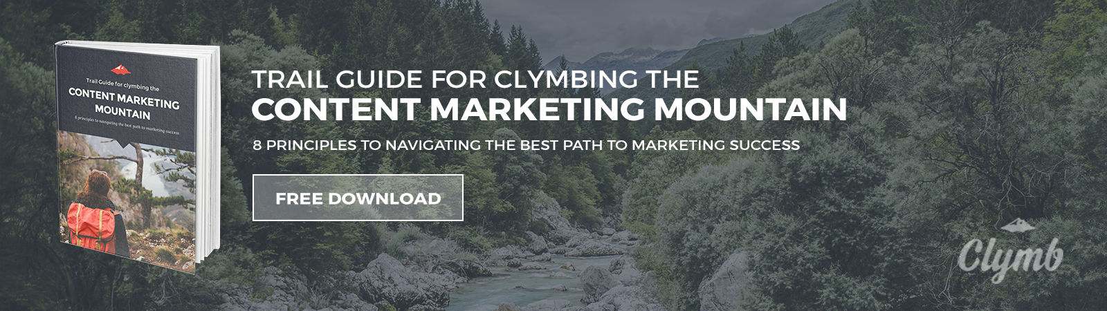 trail guide for climbing the content marketing mountain