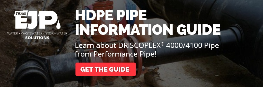Why Choose Polyethylene Pipe for Your Water Utility Project?