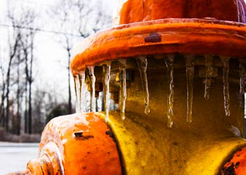 frozen-hydrant