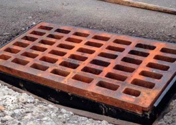 Manhole Riser Ring