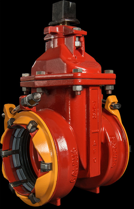 American Resilient Wedge Gate Valve