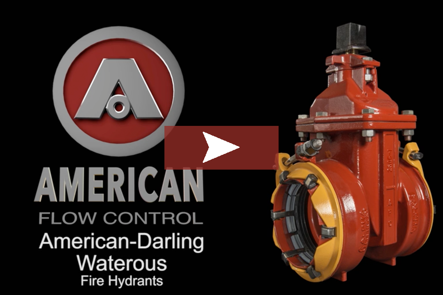American Resilient Wedge Gate Valves Video