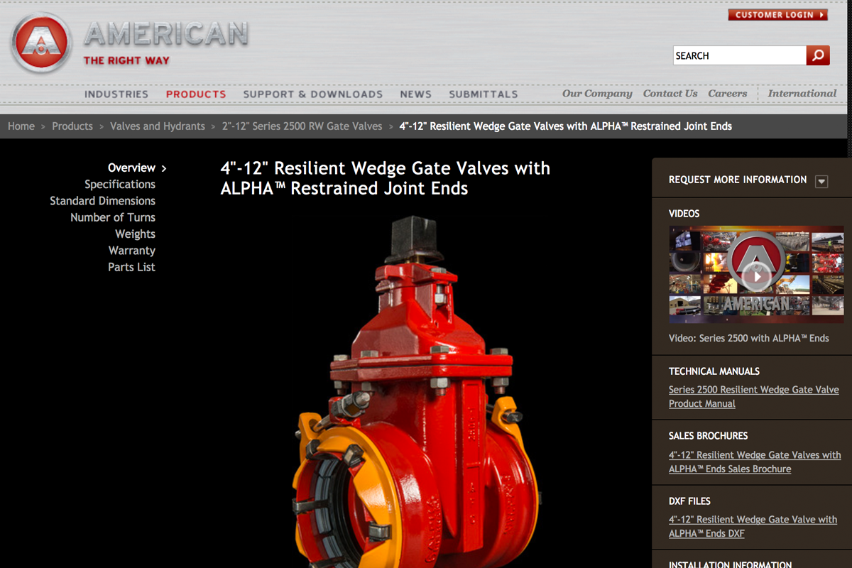 Get Better Efficiency from your Crew with Alpha Valve Installation