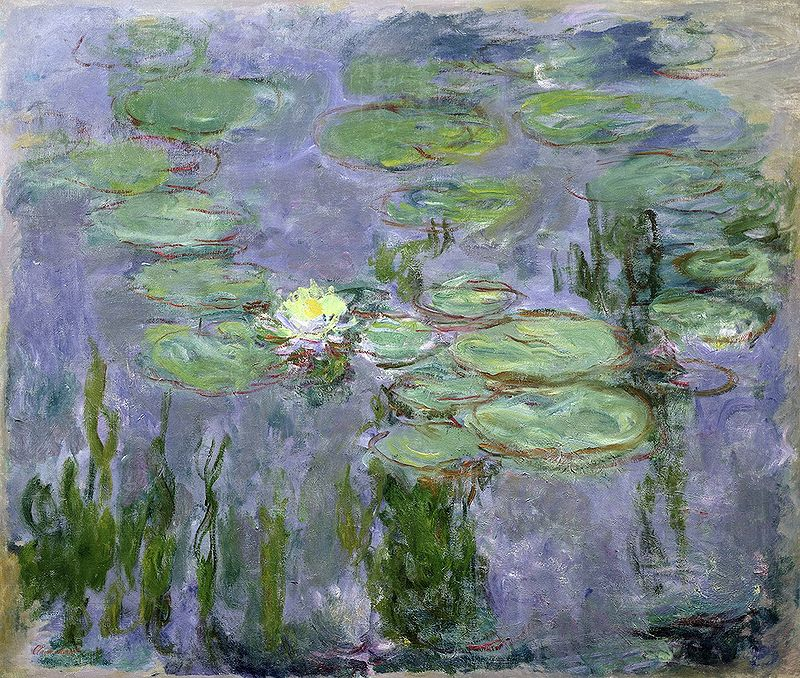 Monet-water-lilies-Nympheas-1915
