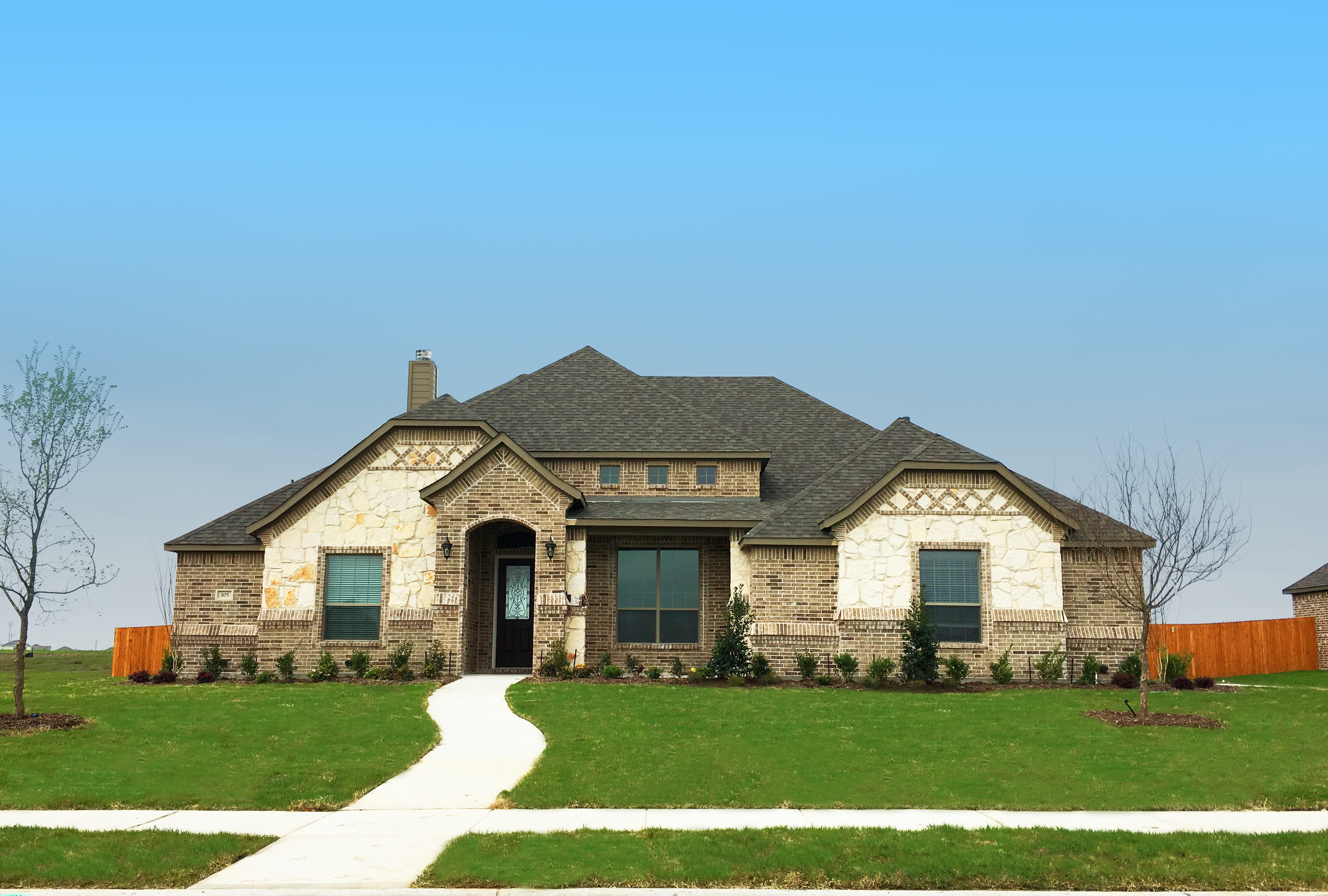 new home for sale sandstone ranch waxahachie
