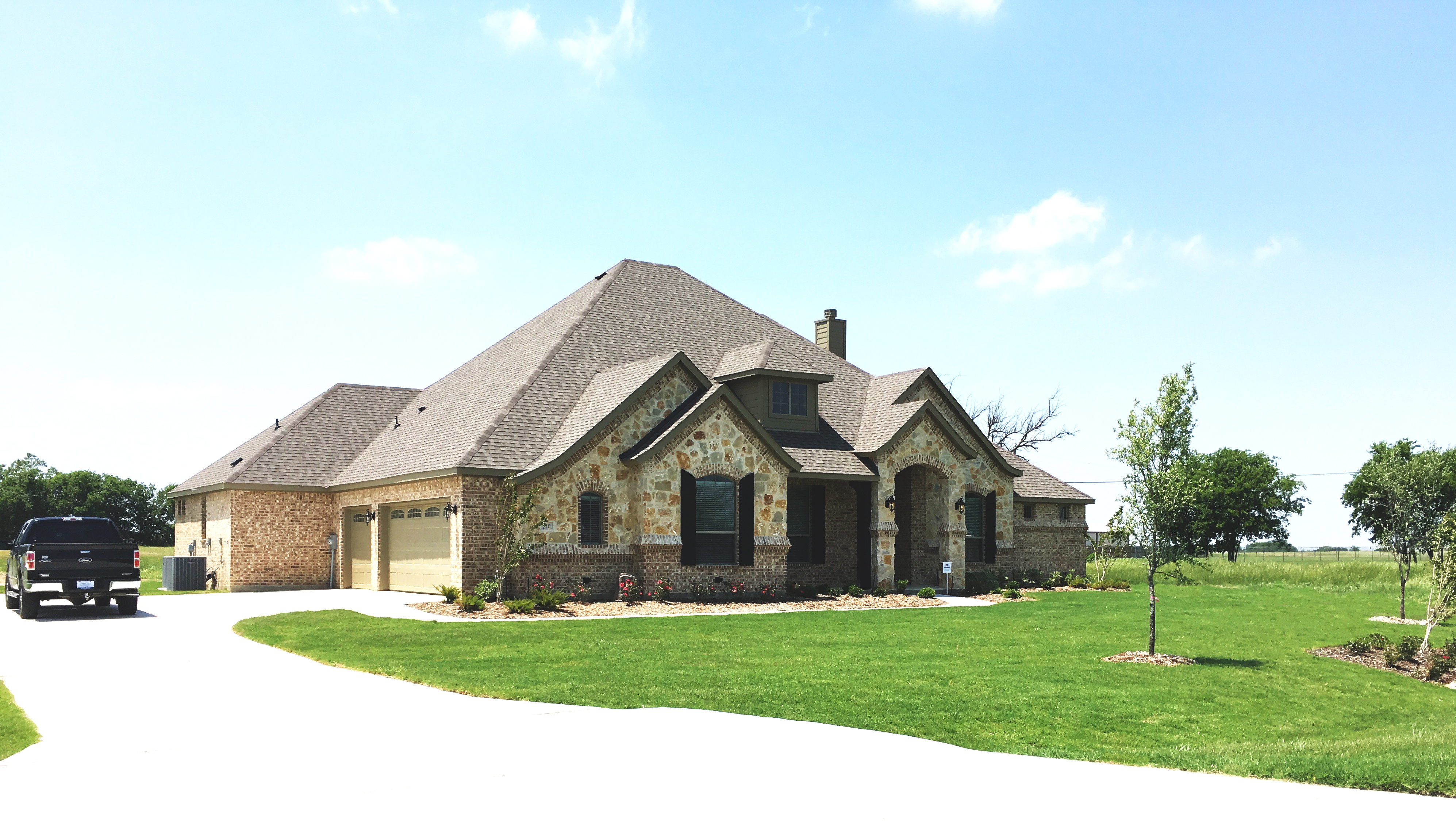 new homes for sale midlothian tx mcalpin manor 1 acre