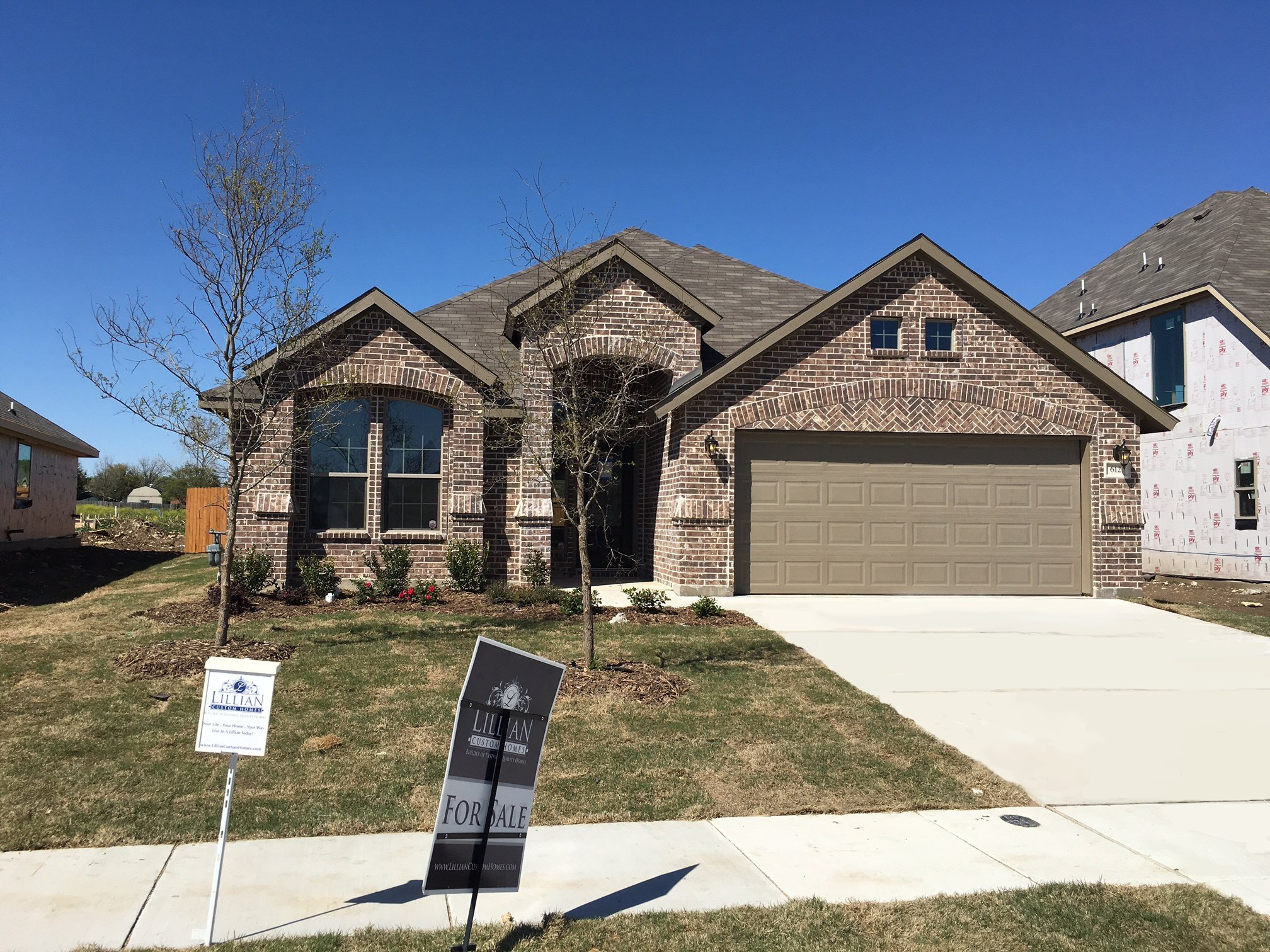 new homes for sale in saginaw tx
