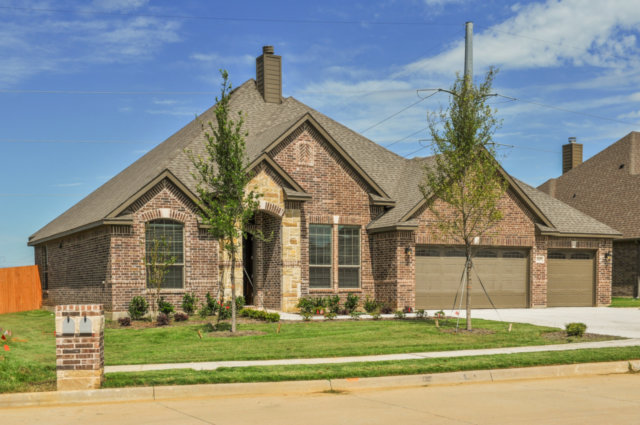 new homes for sale in burleson joshua bluebird meadows