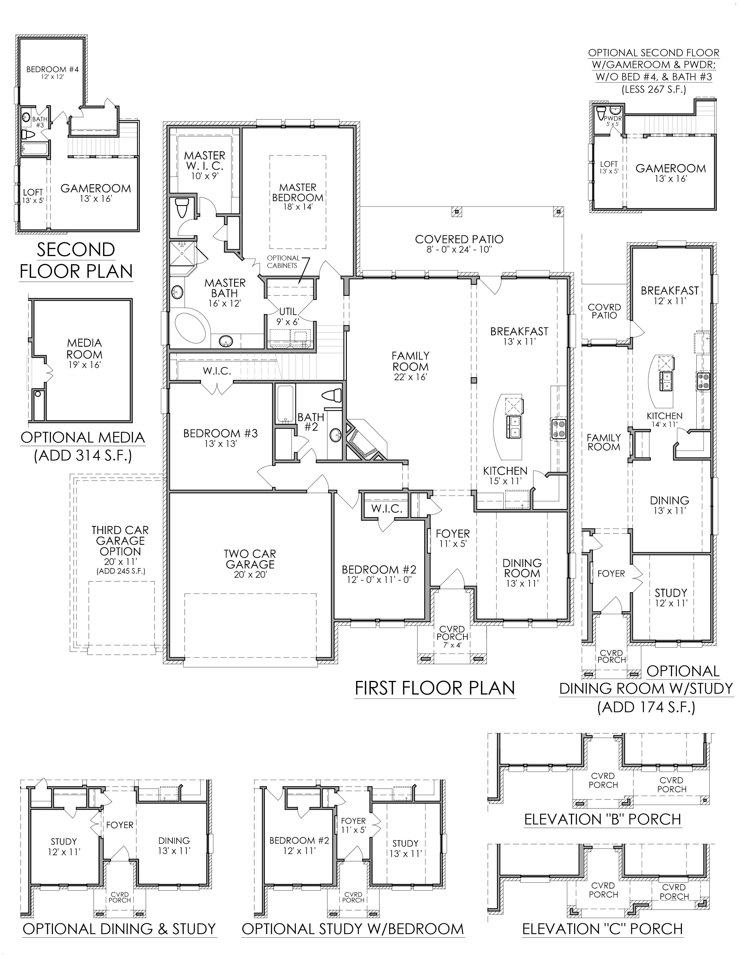 the magnolia the grove new home floor plan midlothian texas new homes for sale midlothian tx the grove