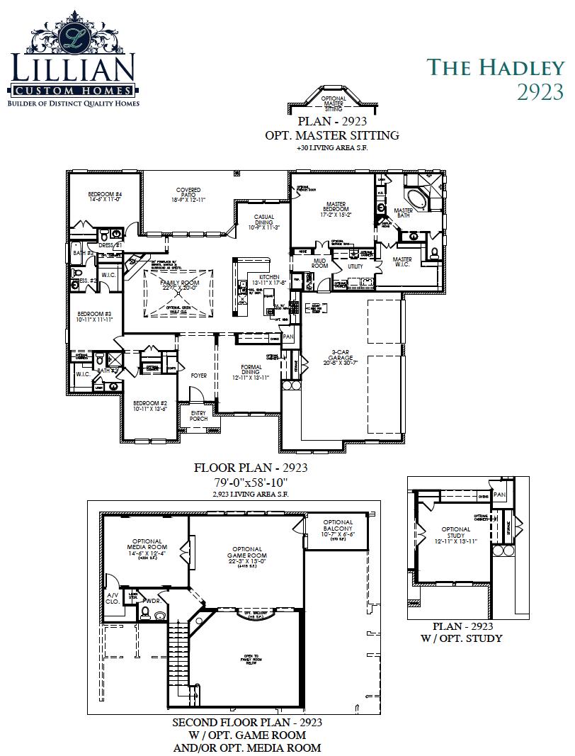 Lillian Custom Homes Waxahachie Tx New By