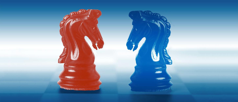 Red Team/Blue Team games