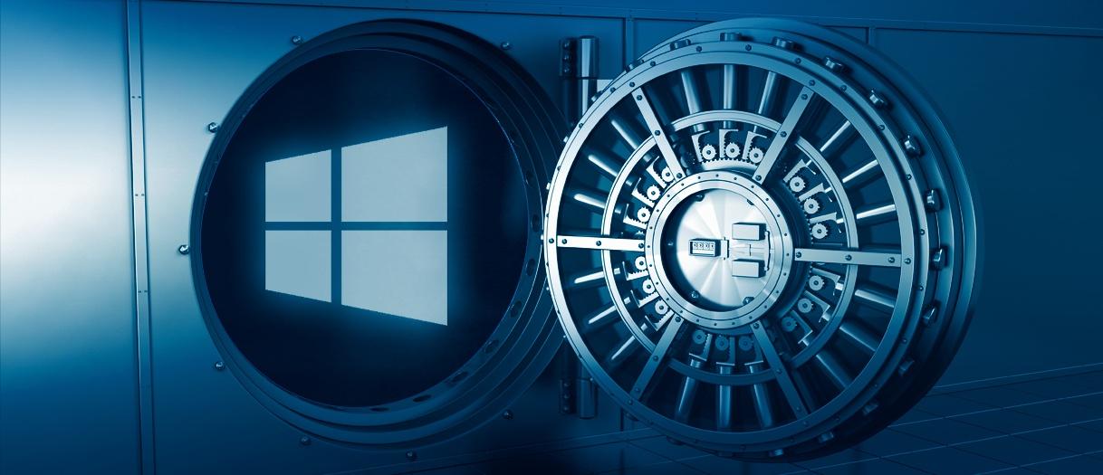 Securing Windows servers