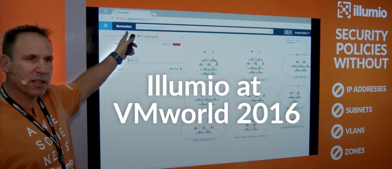 Illumio at VMworld