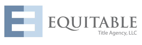 Equitable Title Agency Logo