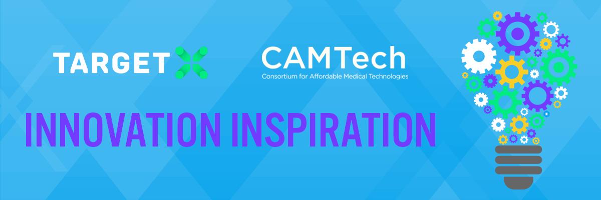 TargetX & CAMTech Innovation Inspiration
