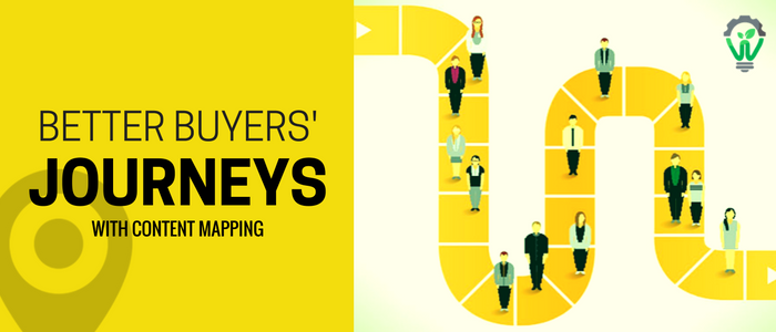 Map Your Content for Better Buyers' Journeys