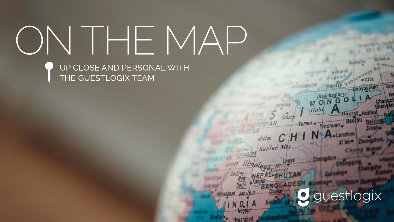 On the Map: Salam Al Yahya - Software Engineer