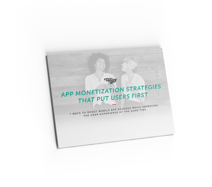 app monetization strategies