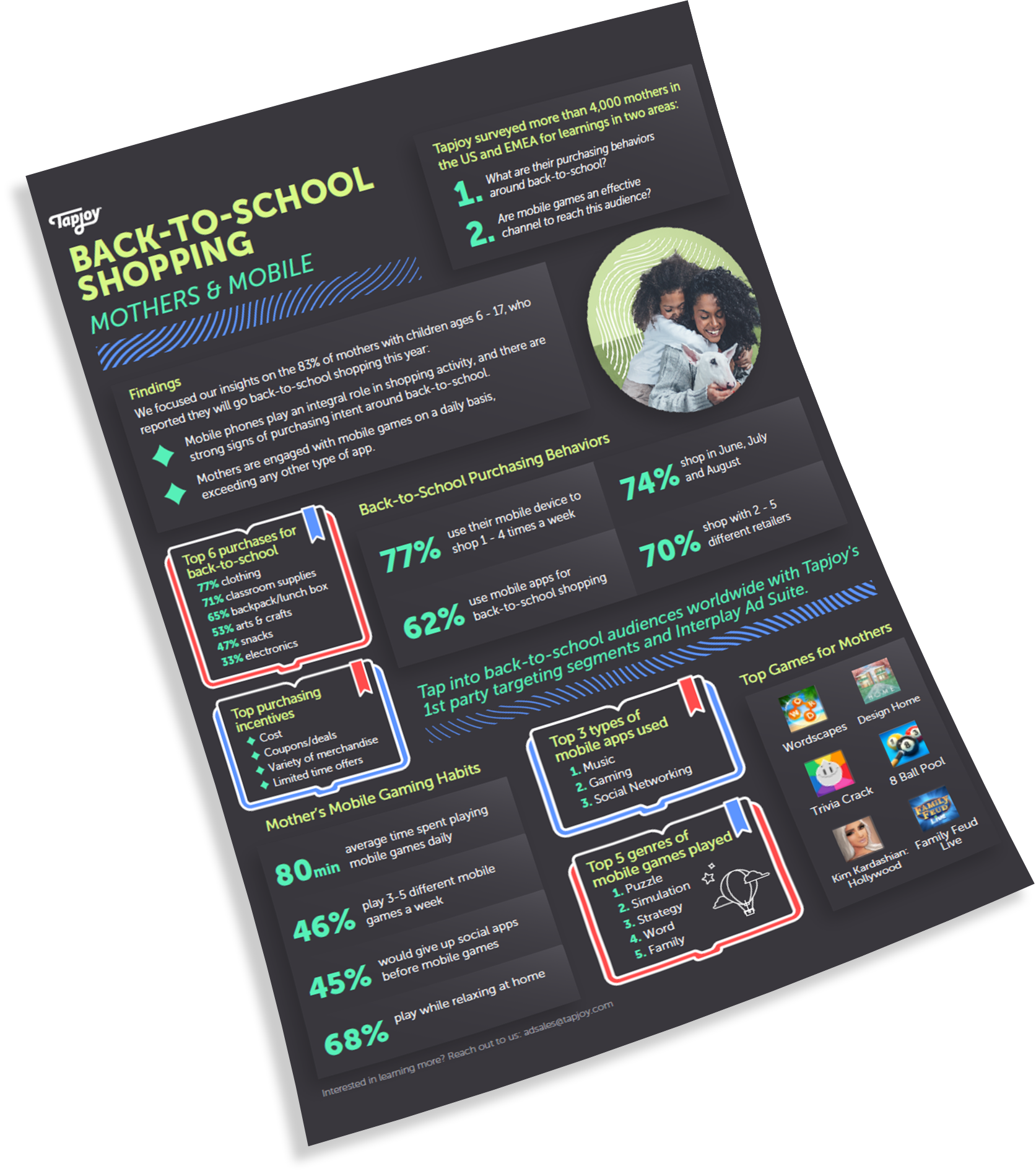 Back-To-School One Sheet