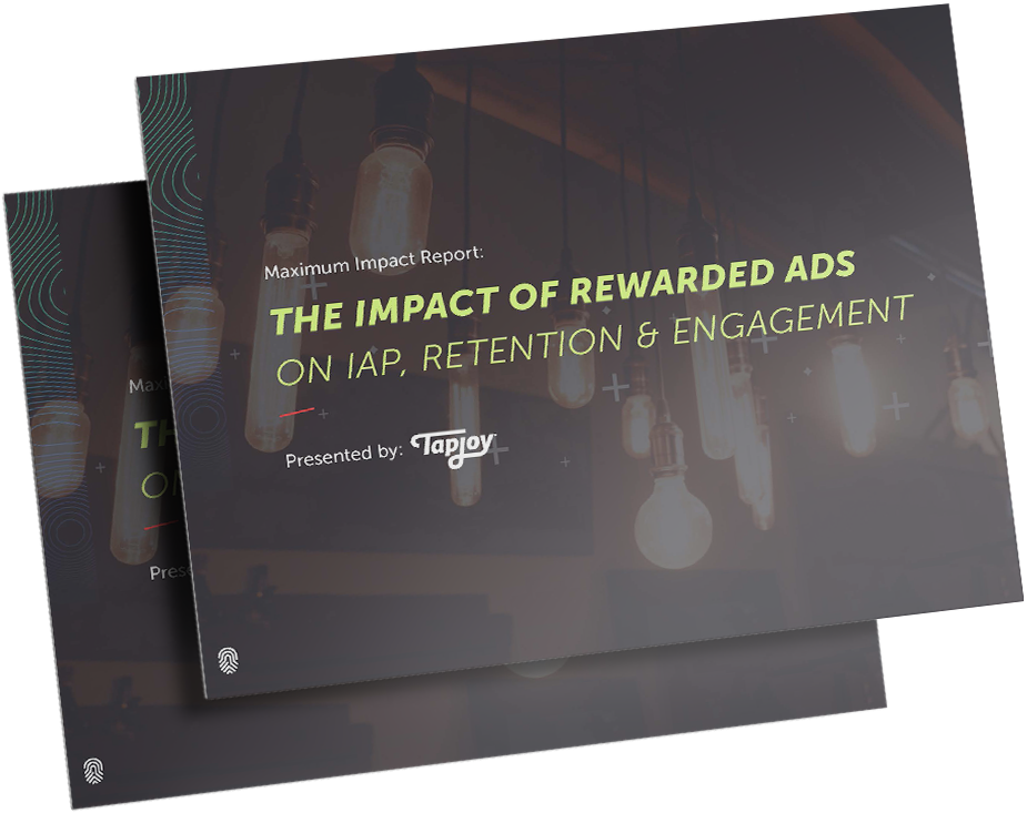 rewarded ads IAP retention engagement
