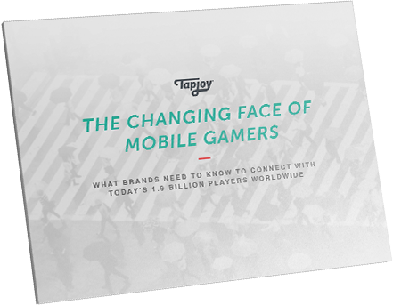 the changing face of mobile gamers