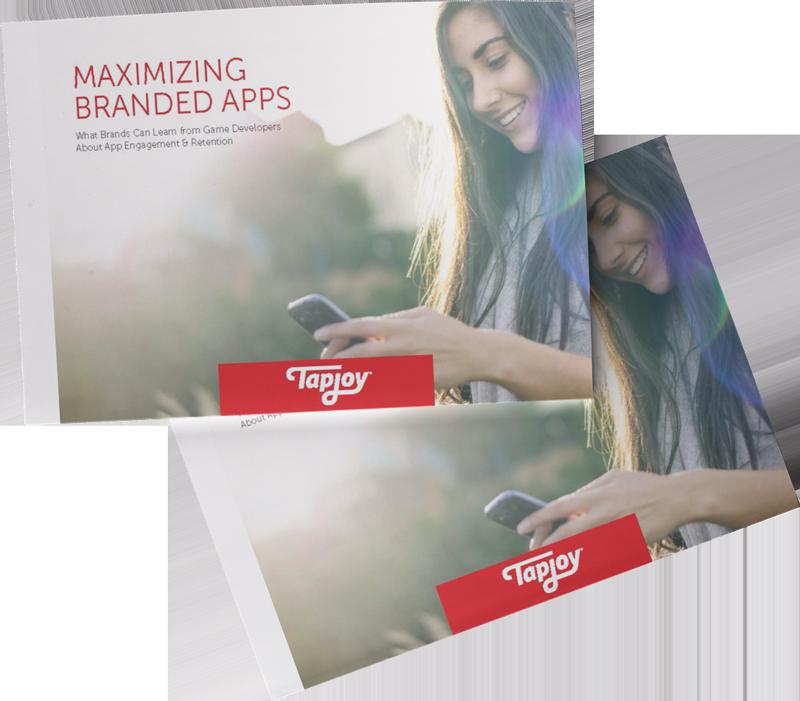 maximizing branded apps