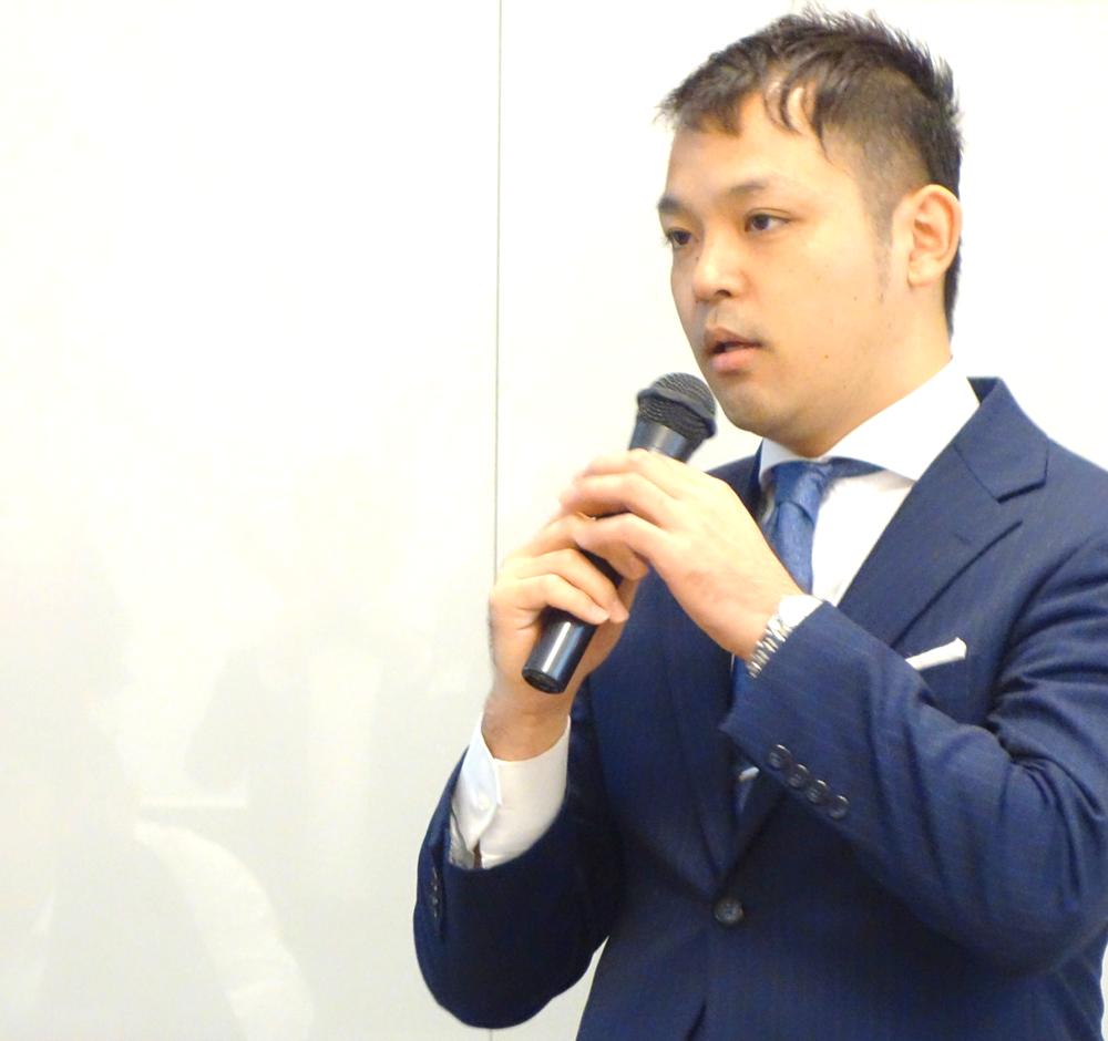 2017年11月3日 kakutokuのイベントに登壇する福山さん