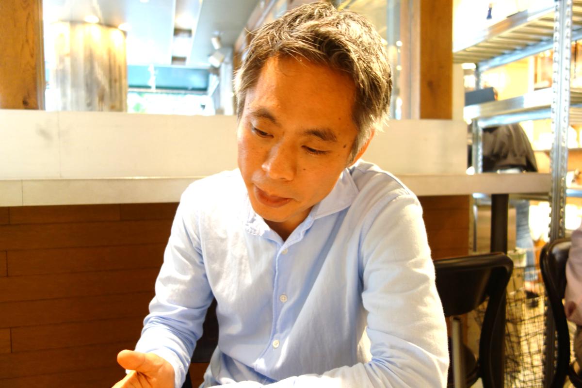 Yuichiro Ohtsuki 1-1 after