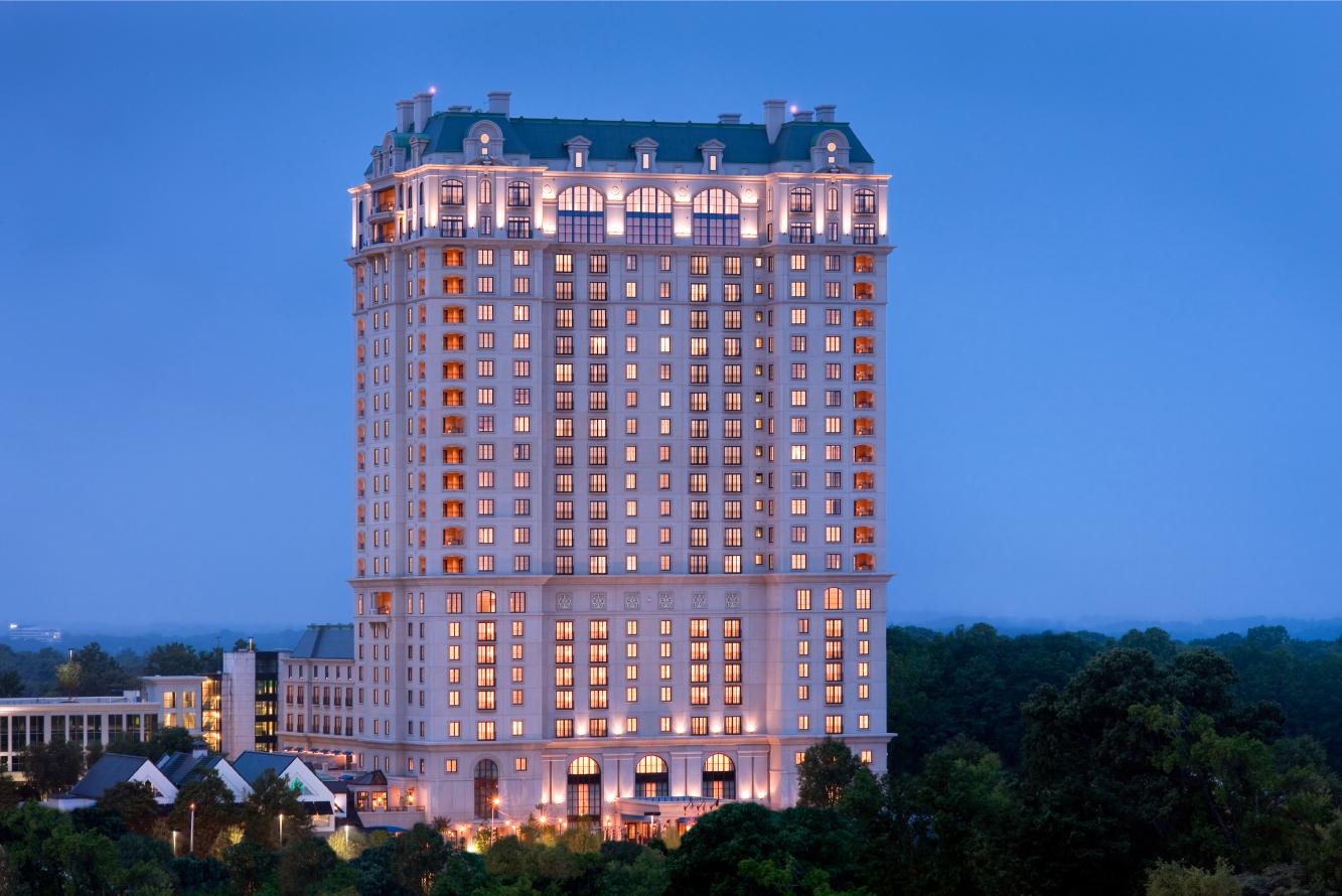The St. Regis Hotel