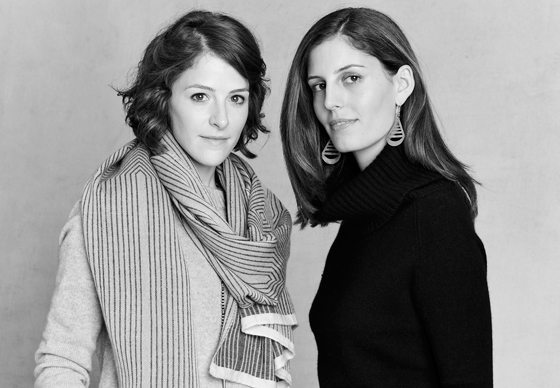 Maxine Bédat and Marisa Haskell