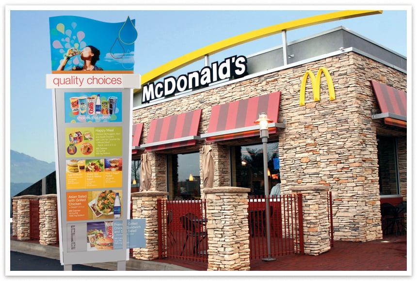 McDonald's Brand Positioning