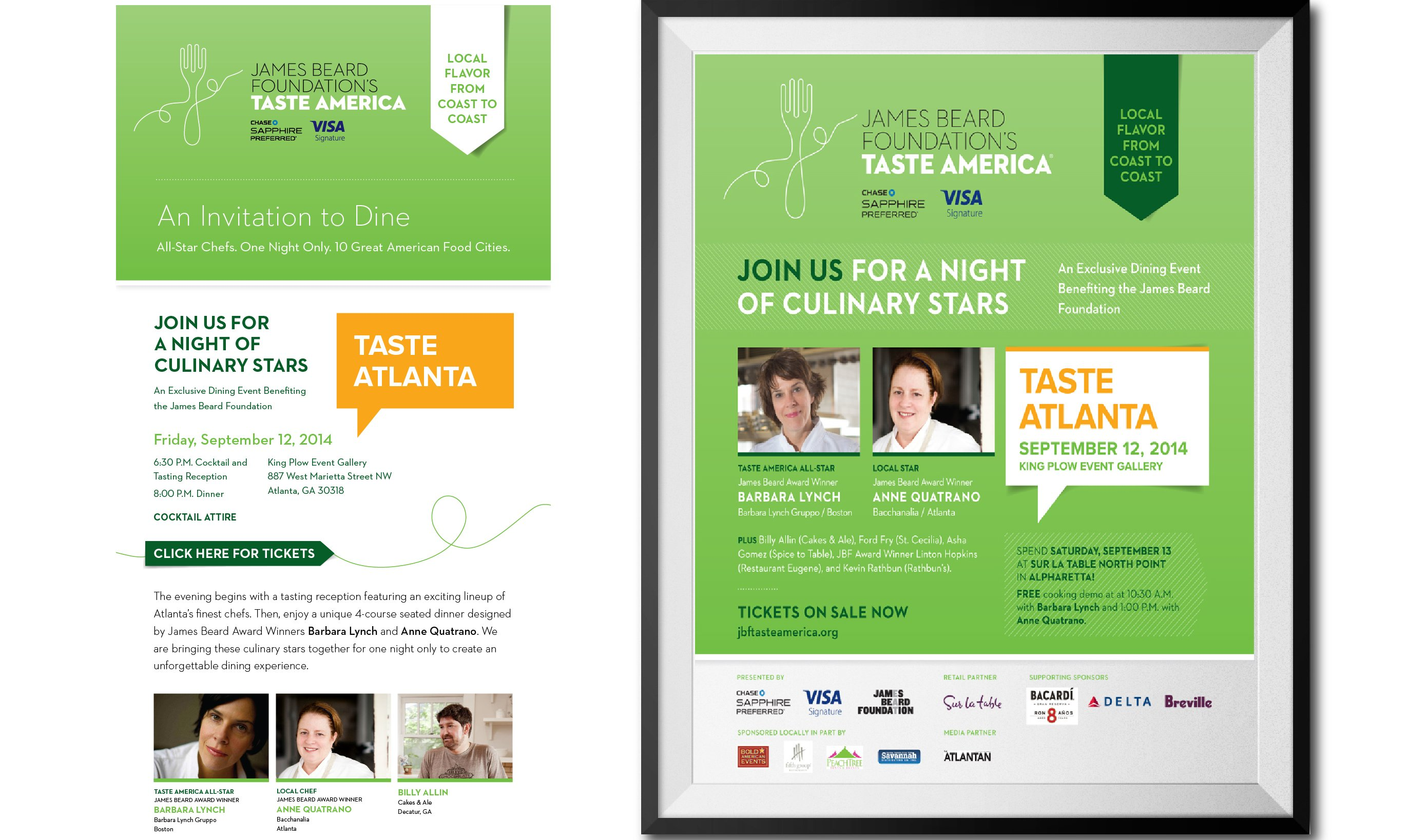 James Beard Foundation's Taste America
