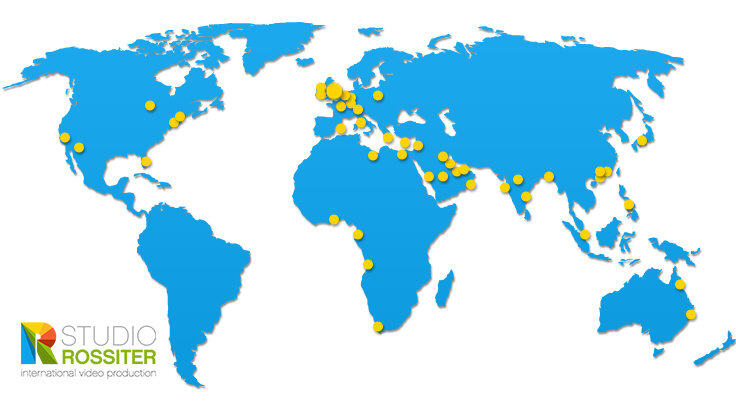 Where We've Worked Worldwide