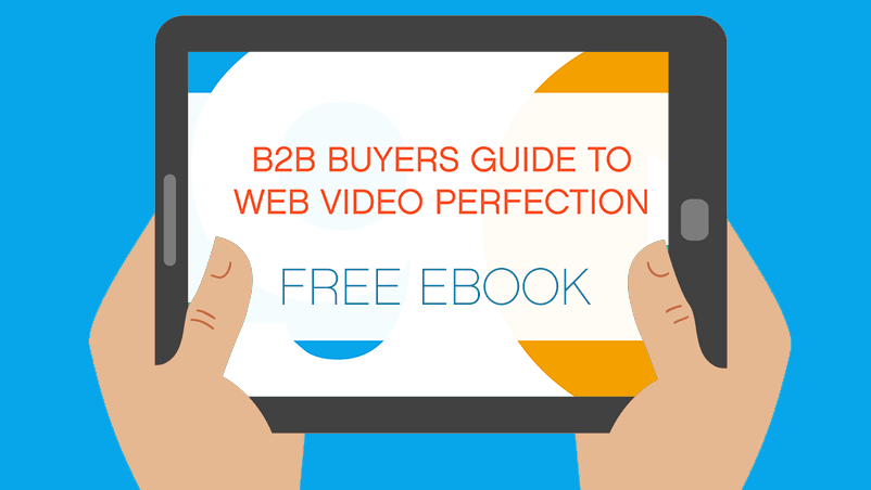 New Resource - B2B buyers guide to Web Video Perfection