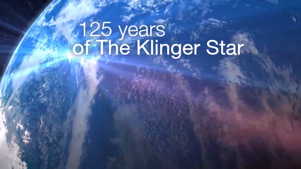 Customer Review: 125 Years Of History In 2 Minute Video For Klinger