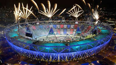 London 2012: Online Response To The Opening Ceremony